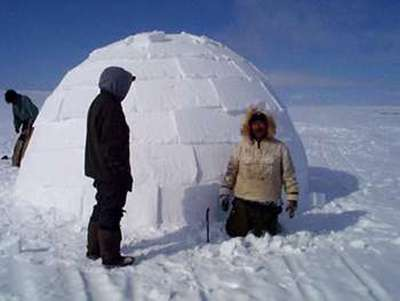 LIGLOO DE VIC Igloo