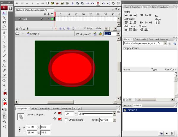 flash cs3 desktop tutorial rh tecfa unige ch Flash CS3 Professional Flash CS3 Icon