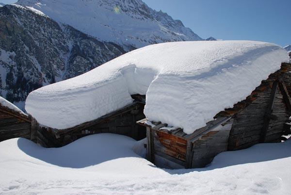 toit blanc
