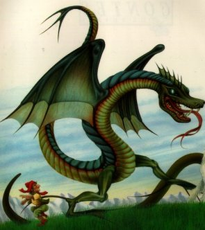 quete 1: les sous sol de la crypte Dragon7